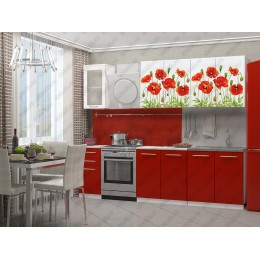 "Кухня ""Маки"" 2,0 м"