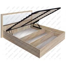 """Кровать 1,6 м  """"Селена"""" с подъемным механизмом"""